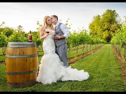Weddings at Gervasi Vineyard