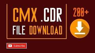 Coreldraw CMX file    Download 200+ .cdr file    Shashi Rahi