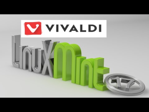 Vivaldi For Linux Mint : An Advance Web Browser Made For Power Users