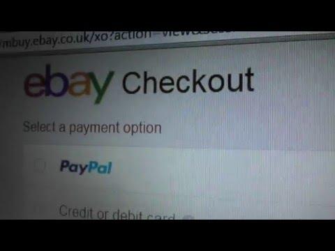 Ebay Paypal Google Chrome major flaw error problem 18dec15 1149p