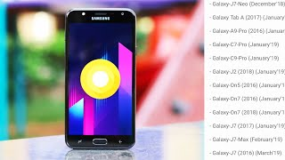 🔥 Samsung J7 Pro to get Android 8 1 OREO update || Good news for J7