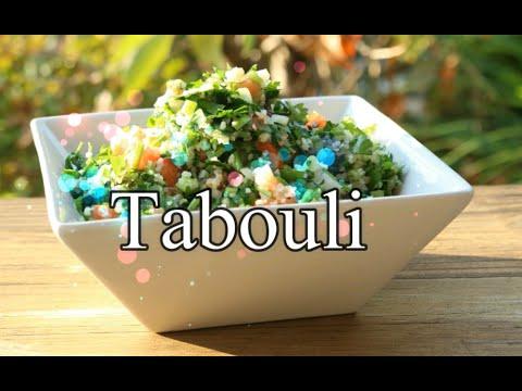 Tabouli Salad Lebanese Tabbouleh By International Cuisine