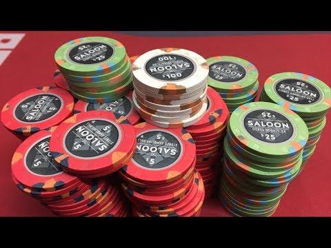 Dream Turn Card In Monster Pot!! All In Several Times! - Poker Vlog Ep 60