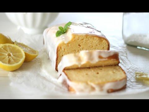 Lemon Loaf Recipe | Lemon Cake Recipe