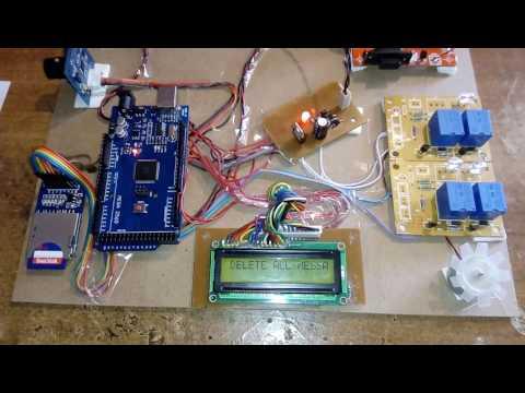 Smart Surveillance System Using PIR Sensor Camera and GSM ( SMS Alert )