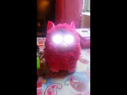New furby 2012 CANT STAY AWAKE!!!!