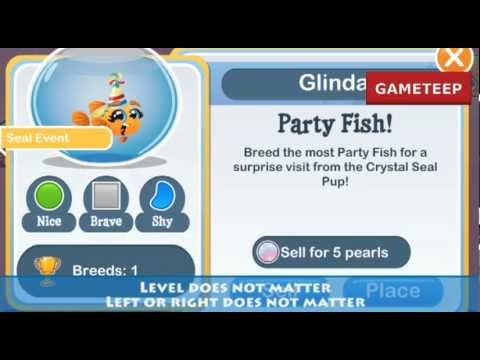 How to breed Party Fish in Fish with Attitude