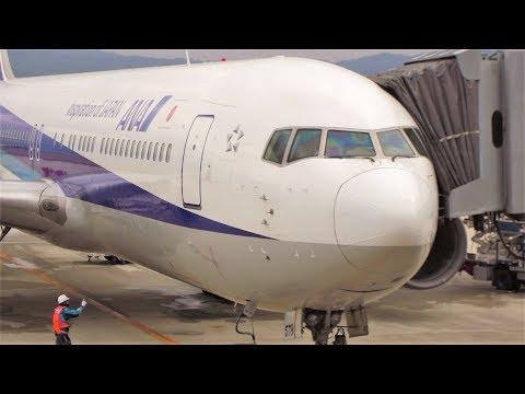 Flight Trip Osaka to Tokyo | All Nippon Airways