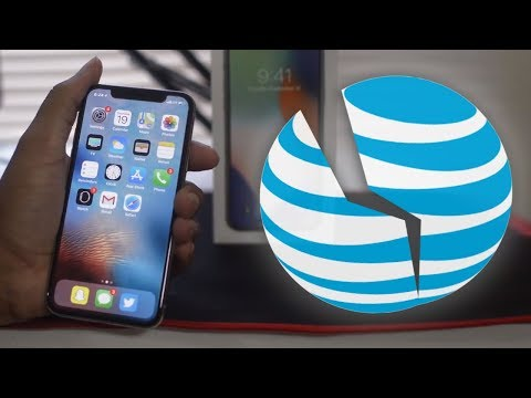 How to Unlock AT&T iPhone X/XS Max/XS/XR/8/7/6S/6 by IMEI for T-Mobile, Verizon, Sprint & ANY Other