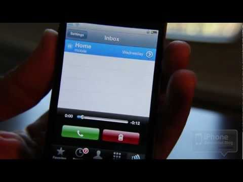 'YouMail' Jailbreak App Brings Visual Voicemail to T-Mobile iPhone Users