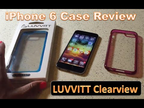Luvvitt Clearview iPhone 6 Case Review