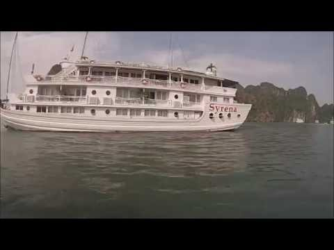 gopro BAHIA HALONG -halong bay travel