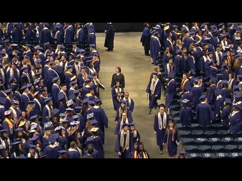 Tidewater Community College 2018 Spring Commencement