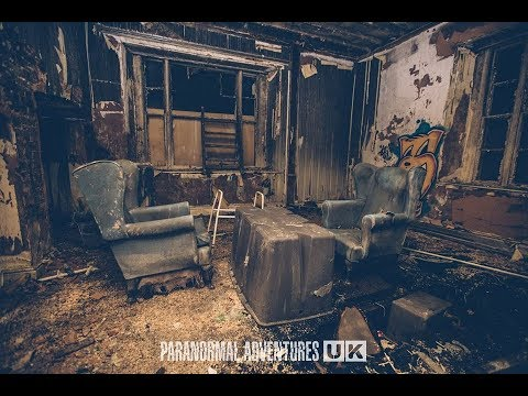 EXPLORING ABANDONED DEVASTATED GRADE II LISTED CARE HOME EXPLORE