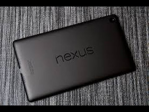 2013 Nexus 7 Tablet Teardown. Charging port fix and screen repair.