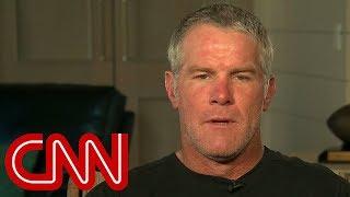 Brett Favre on making football more safe: Don't play