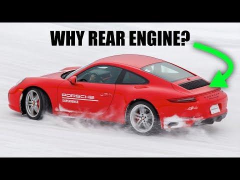 Why Is The Porsche 911 Rear-Engine?
