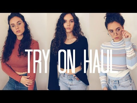 Fall Try On Clothing Haul 2017 | Forever 21, Boohoo, and More!
