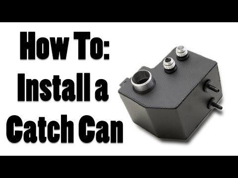 How to: Install A Catch Can