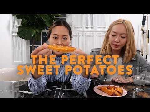 How To Cook Sweet Potatoes The Right Way | Aimee Song