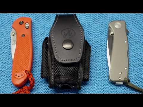 Leatherman Wave And A Secret! Packing a Punch!