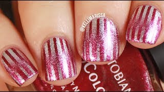 DOUBLE GRADIENT Nail Art Design Tutorial || KELLI MARISSA