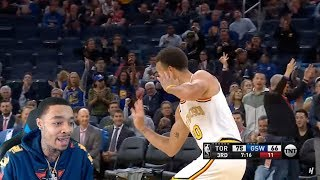 LOOK AT CURRY MAN! FlightReacts Raptors vs Warriors - Full Game Highlights 2020 (CURRYS RETURN!)