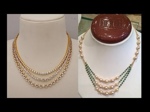 Latest Kids Fashion Gold Jewellery Designs - She Fashion
