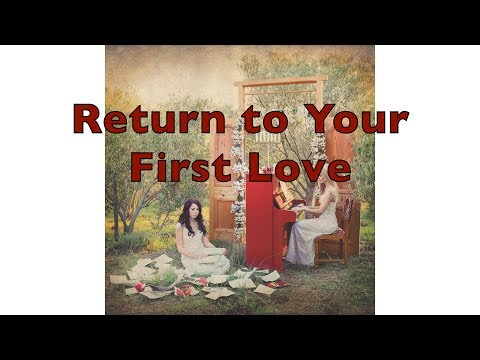 Return To Your First Love (Lyric Video) | Lize Wiid & Sarah Jubilee | Shama