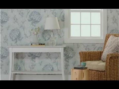 Wallpaper Tips - How to Wallpaper a Room