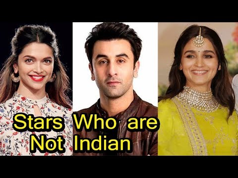 Bollywood Stars Who are Not Indian Citizen