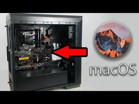 Come installare macOS 10.12 Sierra su un PC! [GRATIS]