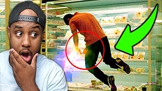 5 People With SUPERPOWERS Caught On Tape Reaction!