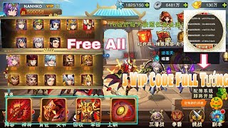 OMG 3Q - Full Tướng - Full Vip - 1 Triệu 4 KNB - Free All