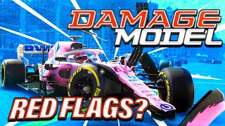 F1 2020: Can You Cause A RED FLAG? Testing The Damage Model!