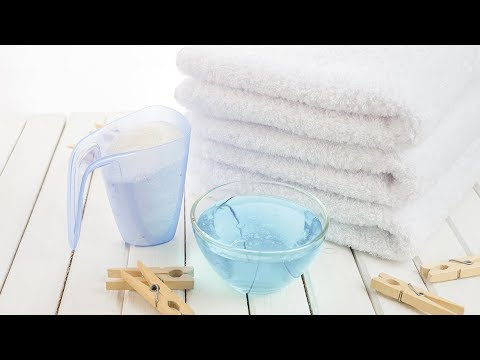 Smart Removal of Fabric Softener Stains