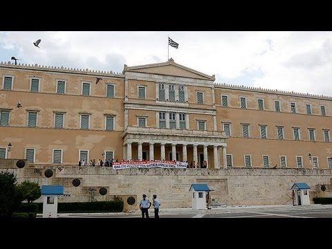 Greek General Strike unlikely to stop public sector job cuts