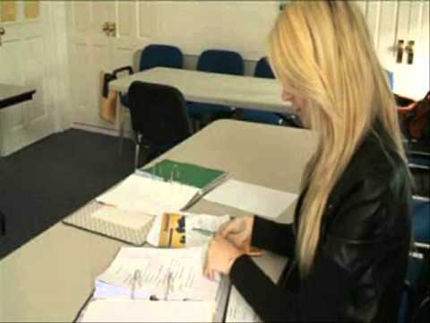 Romanian NVQ Student with yellow card.wmv