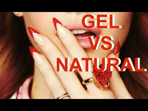 Gel VS Natural Nail Polish & Whats Right For You! (Talkin Tuesday)