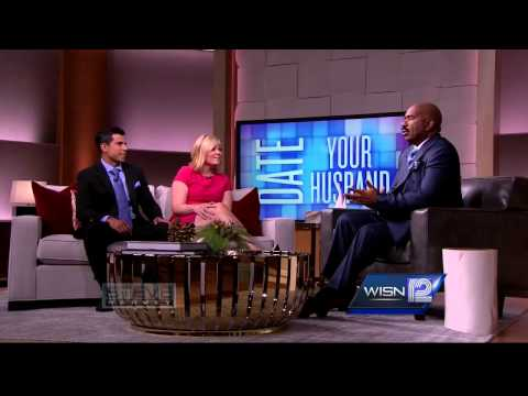 Go behind the scenes with talk show host Steve Harvey