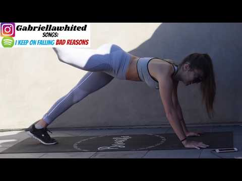 Get RID of HIP DIPS (INTESE WORKOUT get ROUND HIPS FAST)