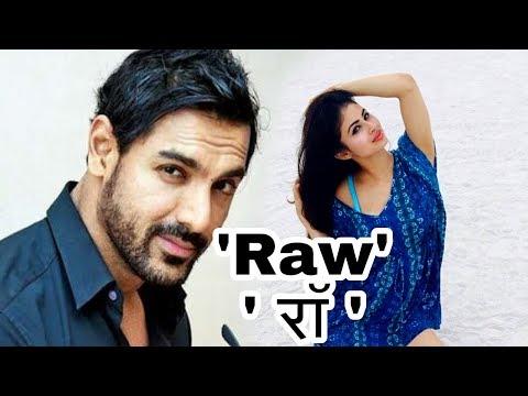 Mouni Roy in new film with John Abraham name RAW   Brahmastra   Gold film