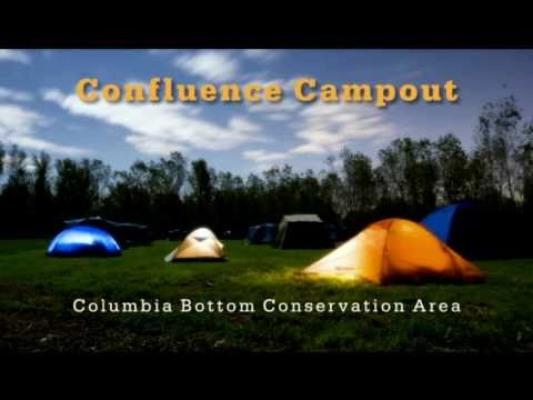 Confluence Campout (Columbia Bottom Conservation Area)