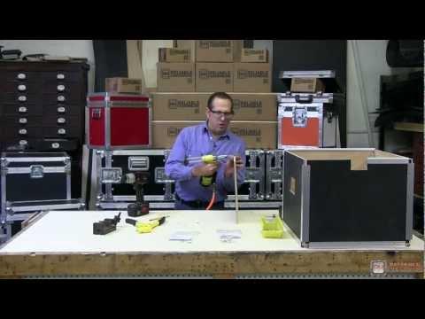 6 of 11 - DIY Road Case Aluminum Extrusions - ReliableHardware.com