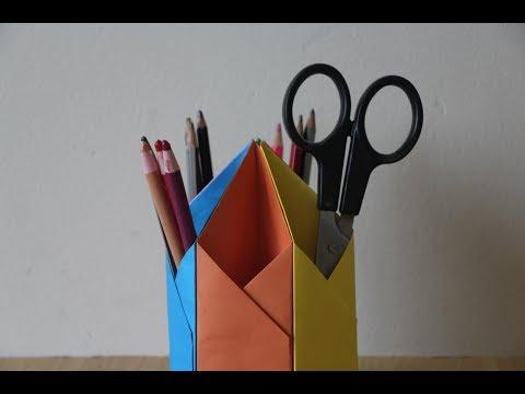 DIY 3 paper crafts tricks   paper crafts for kids