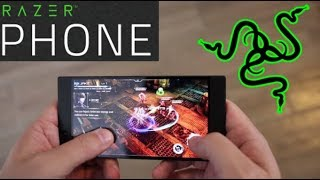 Razer Phone Ultimate Gaming Video 10 Games Played!