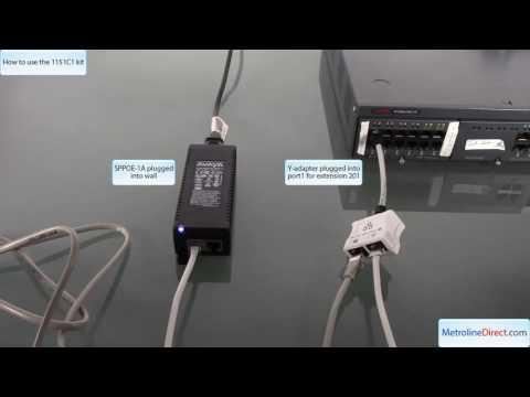 Avaya 1151C1 Power Kit