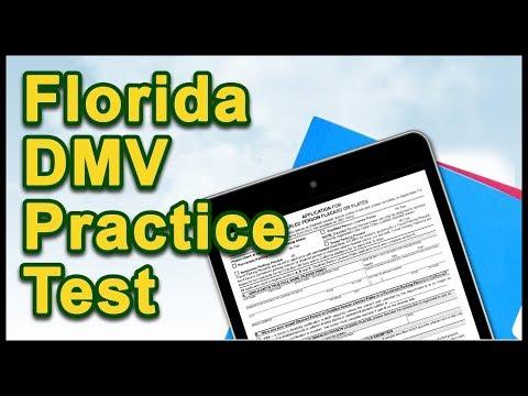 Florida DMV Practice Test