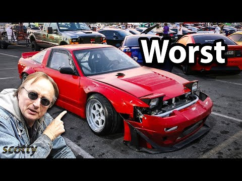 The Best and Worst Project Cars to Buy