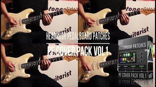 Headrush Pedalboard] Comfortably Numb Guitar Rig Level - PakVim net